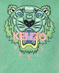 Zielony T-Shirt Tiger 4-16 lat