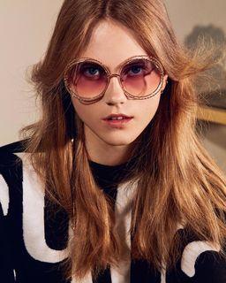 Okulary Carlina Twist