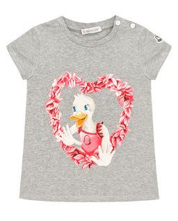 T-shirt z nadrukiem 0 - 3 lata