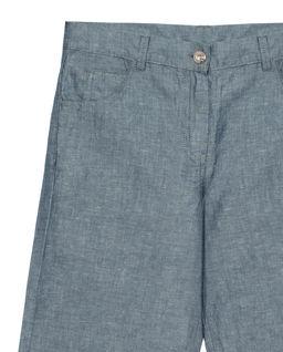 Szerokie spodnie 4 - 14 lat