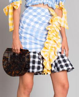 Spódnica Ruffle Mini