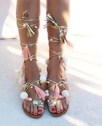 Sandały Aurora