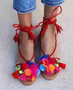 Sandały Kiwi Wonderland