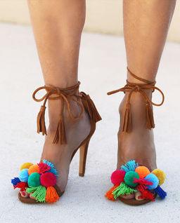 Sandały Anna