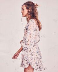 Sukienka Popover