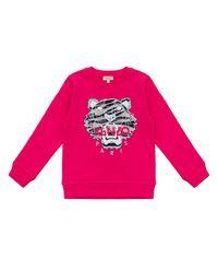 Różowa bluza Tiger 4-16 lat