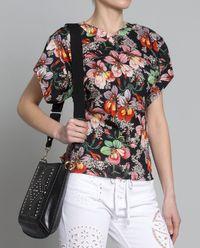 Bluzka z kwiaty