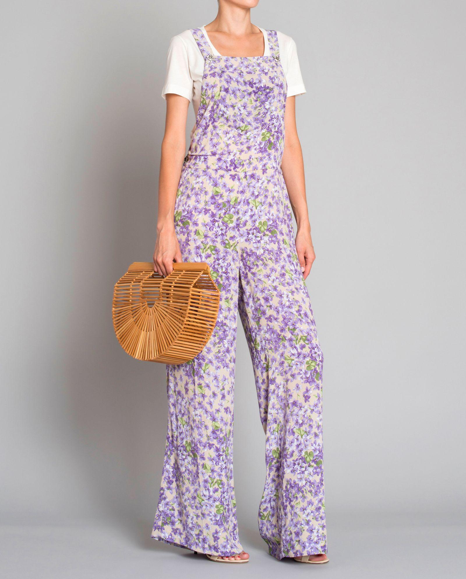 7631602cbae8bd Ogrodniczki w kwiaty TWINSET – Kup Teraz! Najlepsze ceny i opinie! Sklep  Moliera2.com