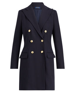 Dvouřadový kabát