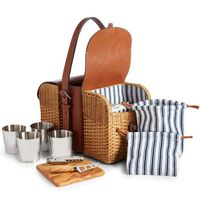 Zestaw piknikowy Bailey Wine and Cheese Tote
