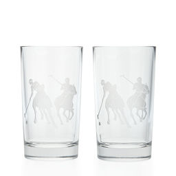 Zestaw dwóch szklanek Garrett