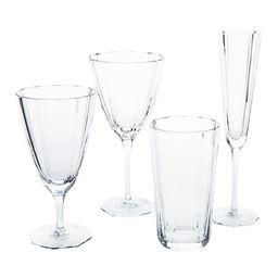 Kryształowy kieliszek do szampana Isabel