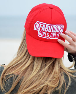 Czapka #FabulousGirlsOnly - EDYCJA LIMITOWANA