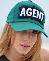 Czapka Agent - EDYCJA LIMITOWANA