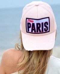 Čepice Miss Paris - LIMITOVANÁ EDICE