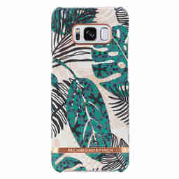 Case Tropical Leaves Samsung Galaxy S8+