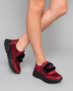 Sneakersy z aplikacją