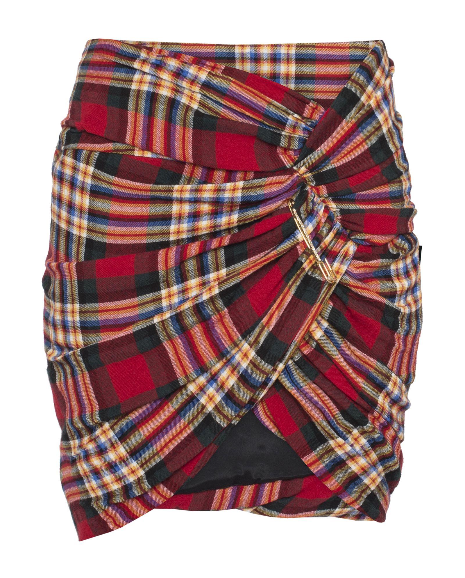 Kostkovaná sukně ALEXANDRE VAUTHIER – Kup teď! Nejlepší ceny a ... 95813bc3ec
