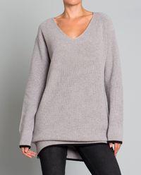 Oversizový svetr