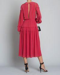 Sukienka z flamingami