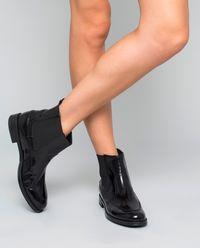 Kožené botky
