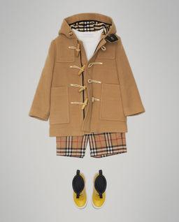 Płaszcz z wełny 4 - 12 lat
