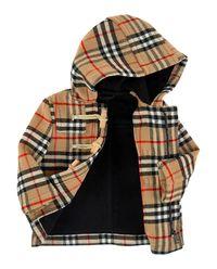 Płaszcz z wełny w kratę 2 - 3 lata