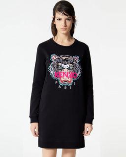 Šaty s tygrem