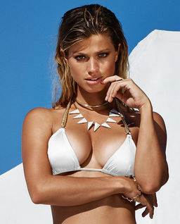 Top od bikini Ball and Chain