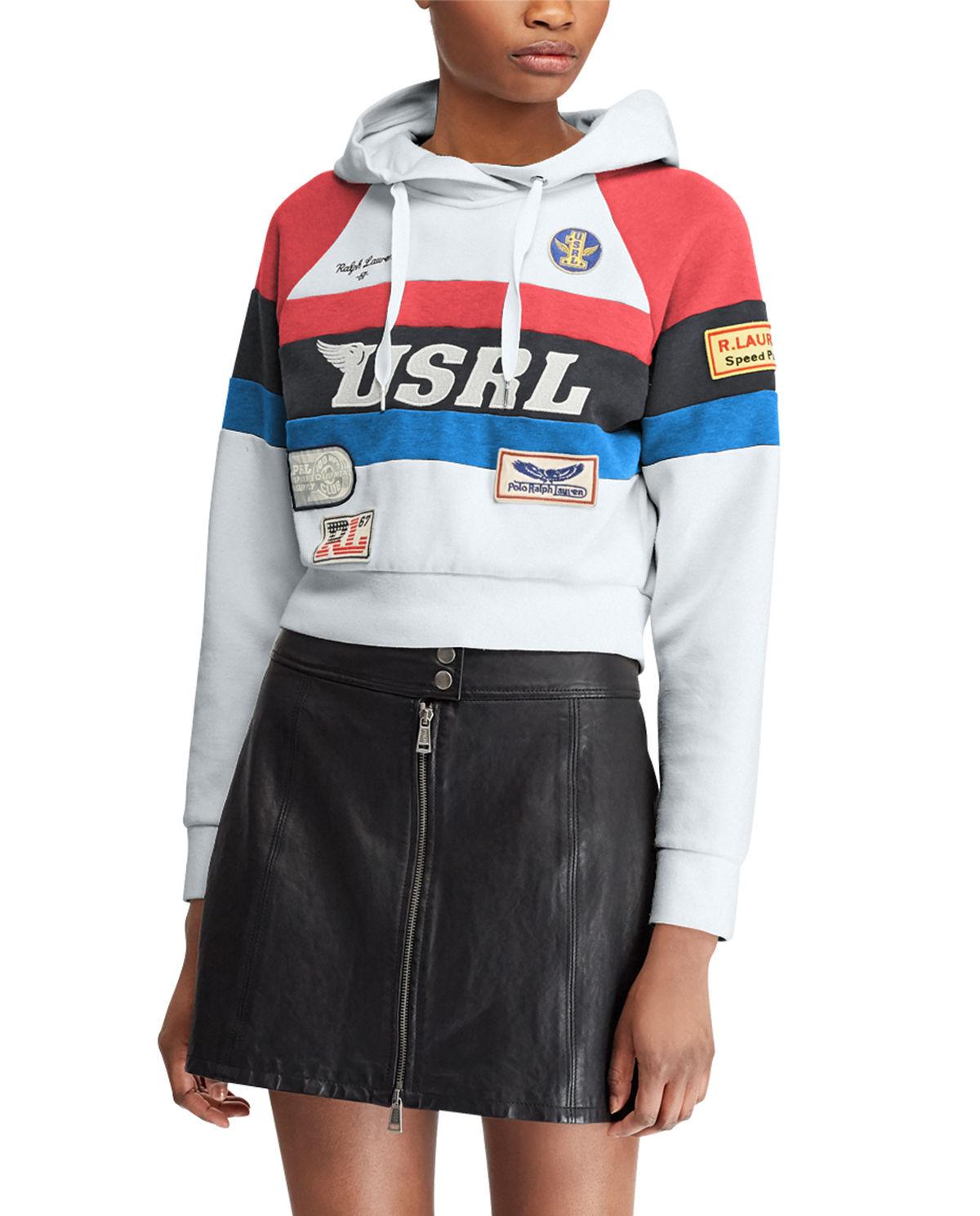 491c2bb98 Bluza z naszywkami RALPH LAUREN – Kup Teraz! Najlepsze ceny i opinie! Sklep  Moliera2.com