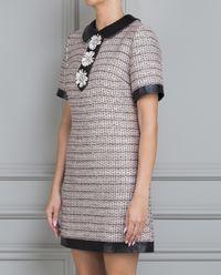 Sukienka Miranda z aplikacją z kryształów