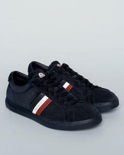 Sneakersy La Monaco zamszowe