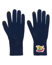 Rękawiczki z tygrysem
