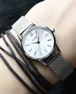 Zegarek La Vedette Full Silver