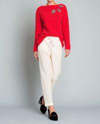 Spodnie z wełny