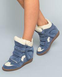 Sneakersy Bekett Blue