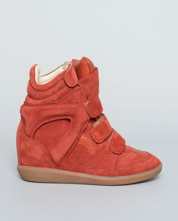 Sneakersy Bekett Red