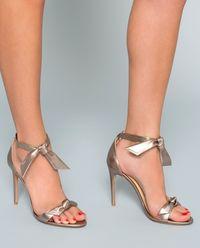 Sandały ze skóry Luna