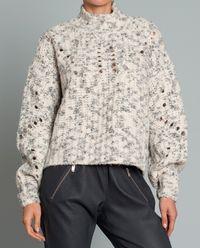 Sweter z wełny