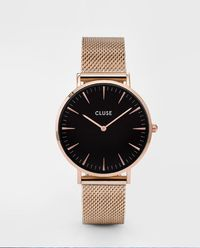 La Bohème Rose Gold Black/ Rose Gold