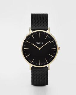 Zegarek La Bohème Gold Black