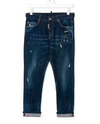 Spodnie jeansowe 4-14 lat