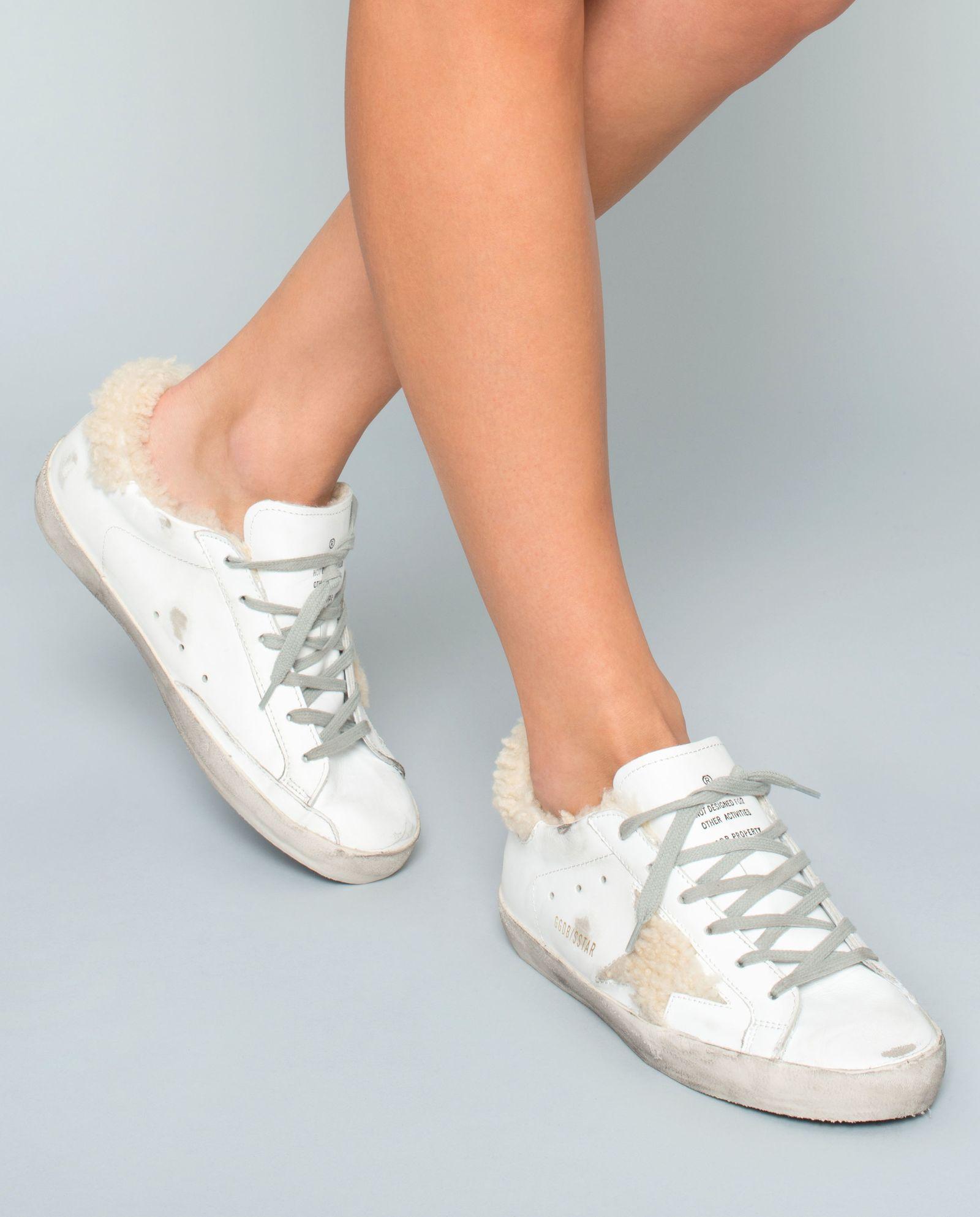 Kožené zateplené sneakersy GOLDEN GOOSE – Kup teď! Nejlepší ceny a recenze!  Obchod Moliera2.cz. 1e11671845