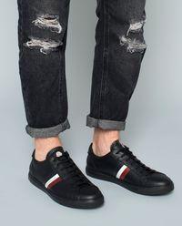 Sneakersy skórzane