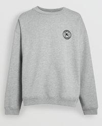 Bluza z logo