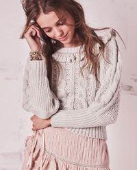Vlněný svetr Christina