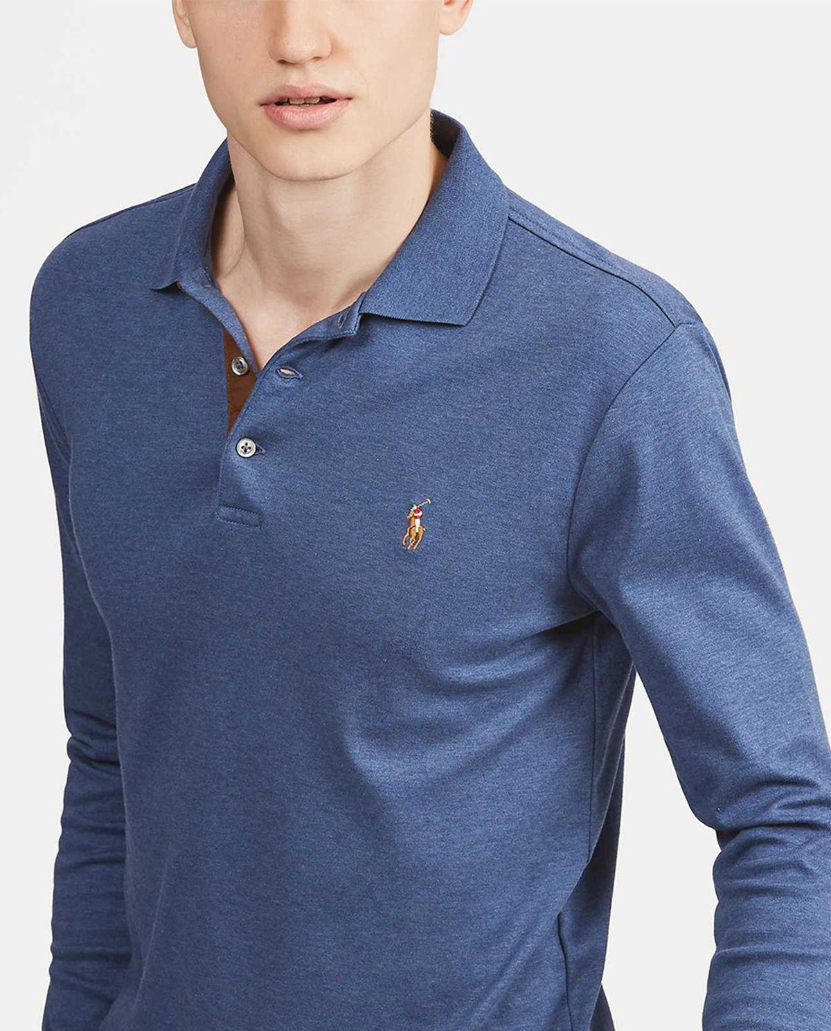 b41bc760f Koszulka z długim rękawem RALPH LAUREN – Kup Teraz! Najlepsze ceny i  opinie! Sklep Moliera2.com