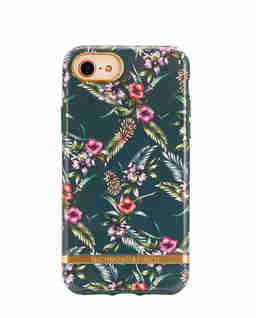 iPhone 6, 6s, 7, 8 Case Emerald Blossom