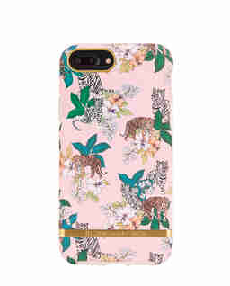 iPhone 6, 6s, 7, 8 Case Pink Tiger