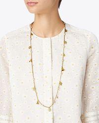 Naszyjnik Bellflower Rosary